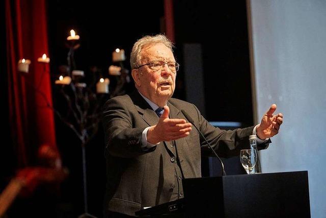 Ex-Oberbürgermeister kehrt der SPD den Rücken – nach 57 Jahren