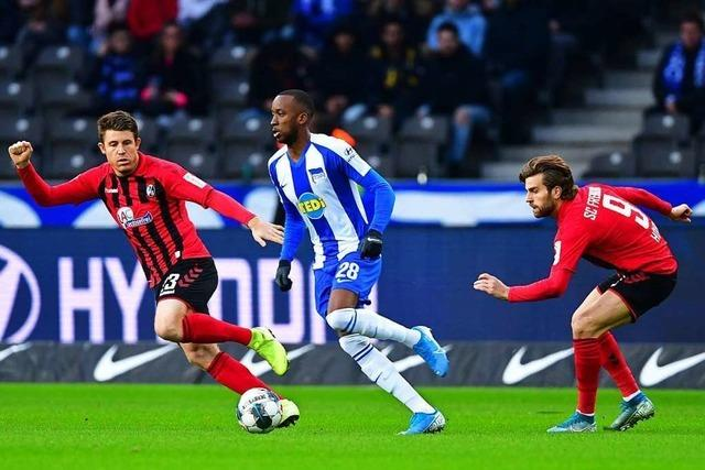 Die Niederlage bei Hertha BSC zeigt, wo es beim SC Freiburg noch hapert
