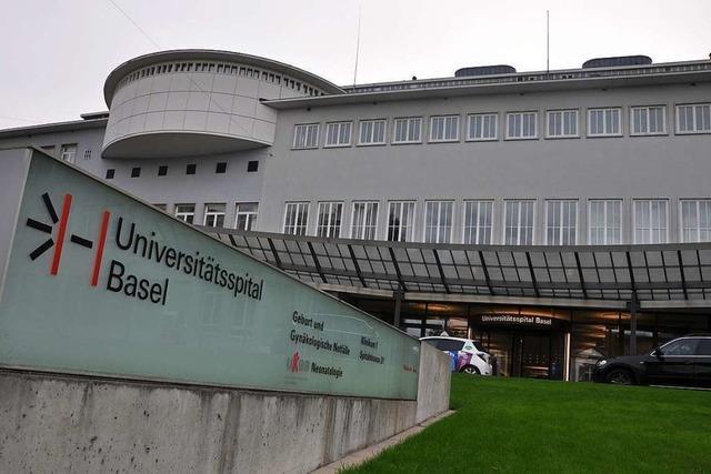 Das Basler Unispital kauft verstärkt in Deutschland ein