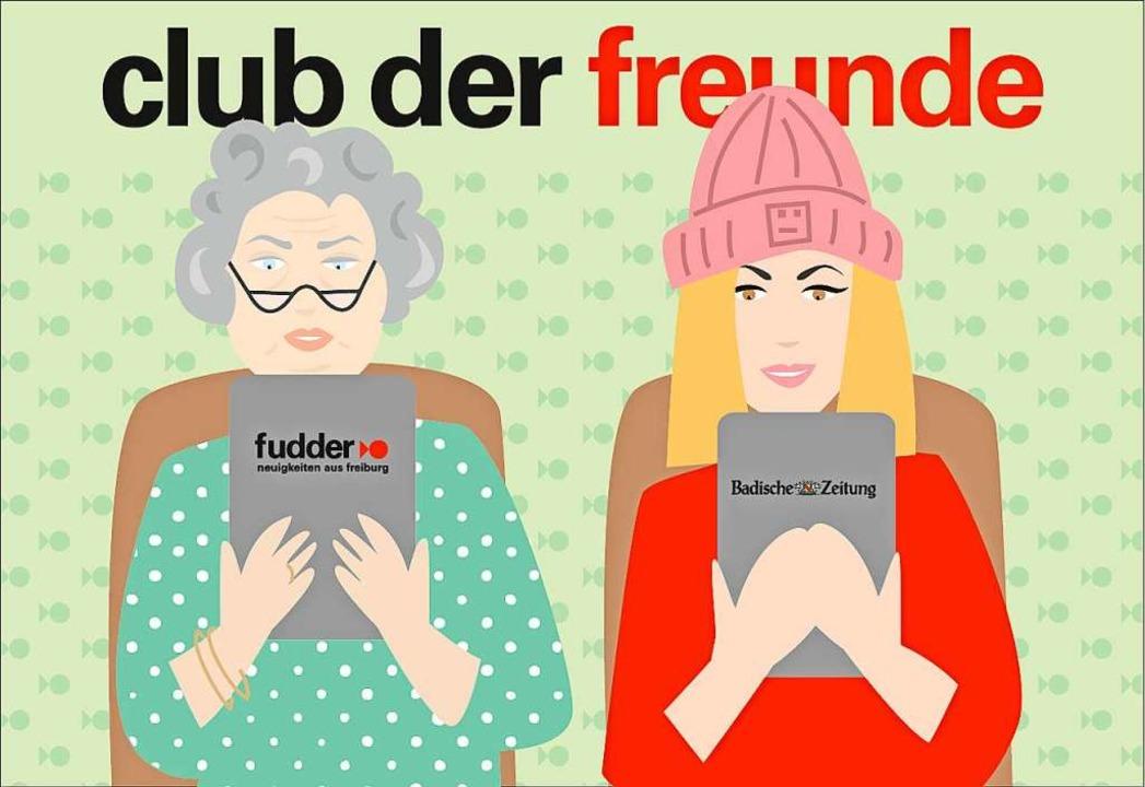 Mitglieder im fudder-Club können BZ-On...ch auch für Omas und Opas interessant.  | Foto: Karo Schrey