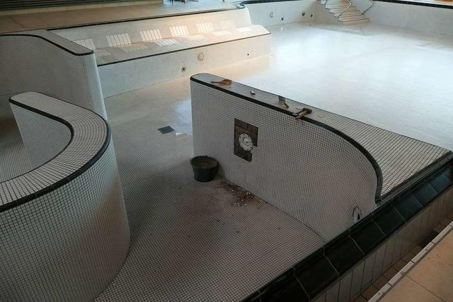 Teile des Freizeitbads Stegermatt am Dienstag und Mittwoch geschlossen