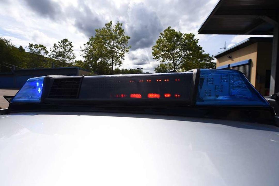 Die Polizei sucht Zeugen zu dem Unfall (Symbolbild).    Foto: Jonas Hirt