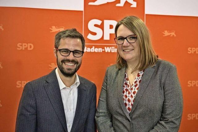 Die SPD wählt auch in Freiburg eine Doppelspitze
