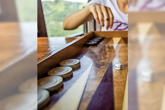 Ein Bild aus verschiedenen Holzsorten