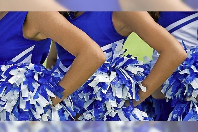 Cheerleading ist mehr als nur mit Puscheln zu wedeln