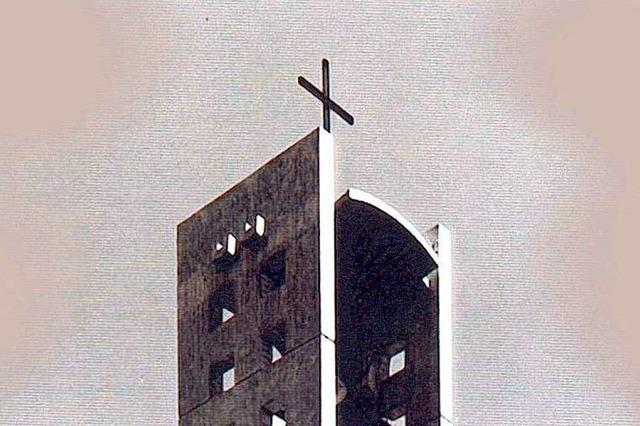 Die Thomaskirche in Zähringen hat große Veränderungen hinter sich