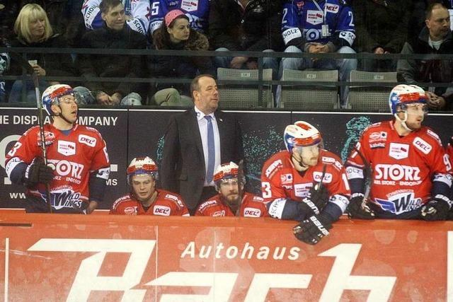 Brexit: Wild Wings entlassen Trainer Paul Thompson