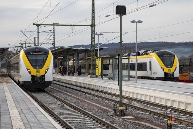 Auch am Dienstag Pendelverkehr zwischen Endingen und Gottenheim