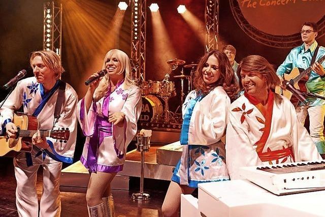 ABBA Gold kommt in das Gloria-Theater Bad Säckingen