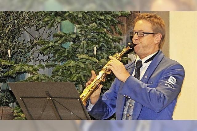 50 Musiker begeistern im Gotteshaus