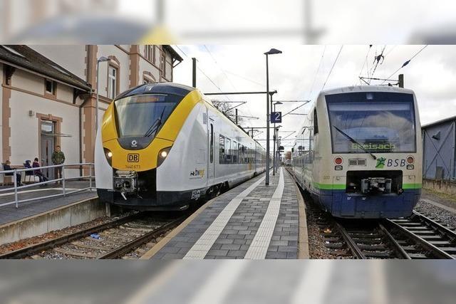Chaos auf der Breisgau-S-Bahn