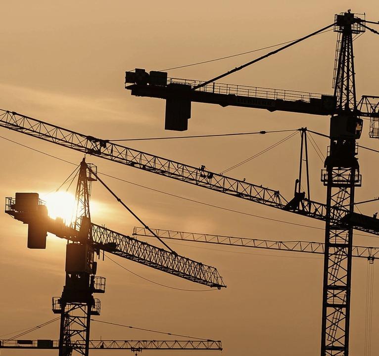 Deswegen hat der Gesetzgeber mit dem P...r Bauvorhaben für Wohnraum geschaffen.  | Foto: Gregor Fischer