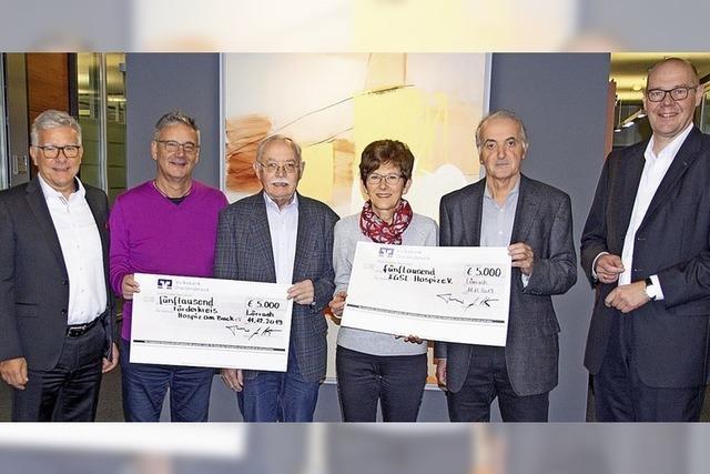 Geld für Sterbebegleiter