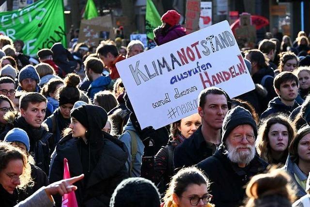 Die Stadt Lahr ruft keinen Klimanotstand aus