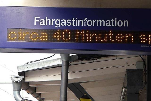 Gescheiterter Start der Breisgau-S-Bahn: Werbung geht anders