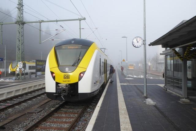 Der Fahrplan der Breisgau-S-Bahn ist zu knapp auf Kante genäht