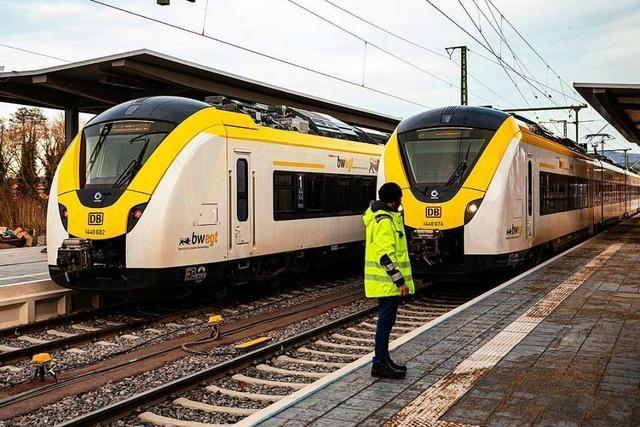 Ist ein einzelnes Signal das Problem der Breisgau-S-Bahn – oder ist der Fahrplan zu dicht?