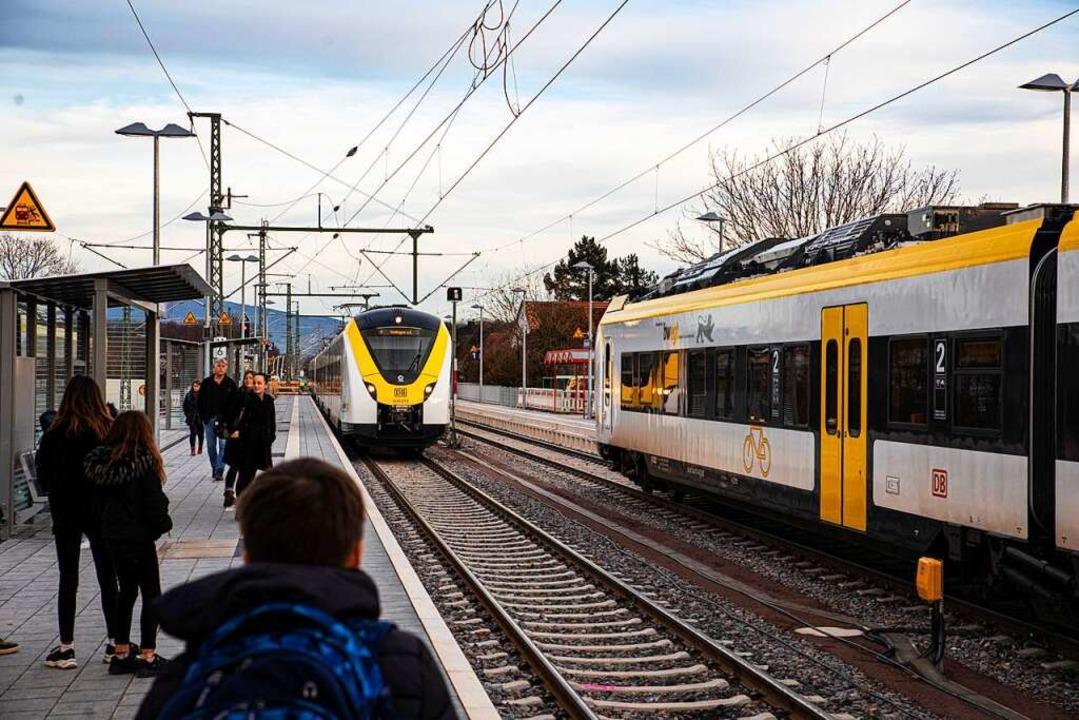 Breisgau S Bahn Streik