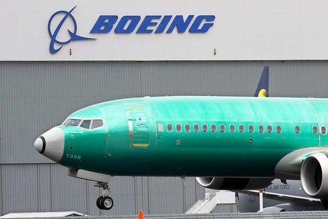 Boeing stellt ab Januar Produktion der 737 MAX vorübergehend ein