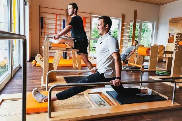 Fit ins Jahr 2020 mit dem mein-gym Gesundheitszentrum in Staufen