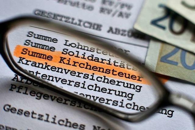 Kirchen in Rheinfelden verlieren weitere Mitglieder
