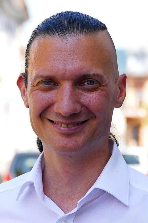 Gemeinderat Jürgen Durke    Foto: Mark Alexander
