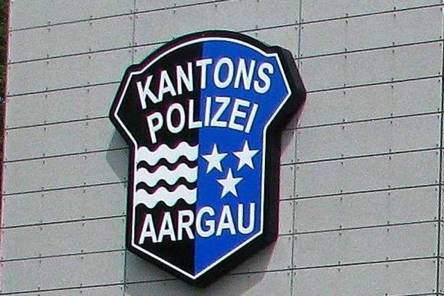 93-Jähriger verursacht tödlichen Verkehrsunfall im Aargau