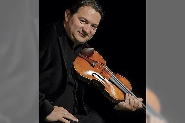 Kammerorchester Musica Antiqua mit Solisten wie Stefan Horvath gastiert in Rheinfelden