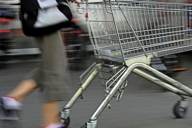 Besonders teurer Einkauf