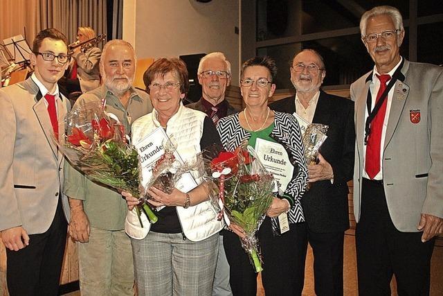 Gloria Giorgio wird neue Dirigentin in Minseln