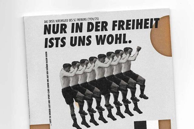 Das ist die Geschichte hinter dem 94 Jahre alten SC-Freiburg-Lied