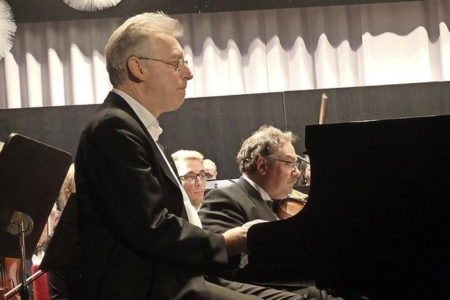 Fulminantes pianistisches Husarenstück