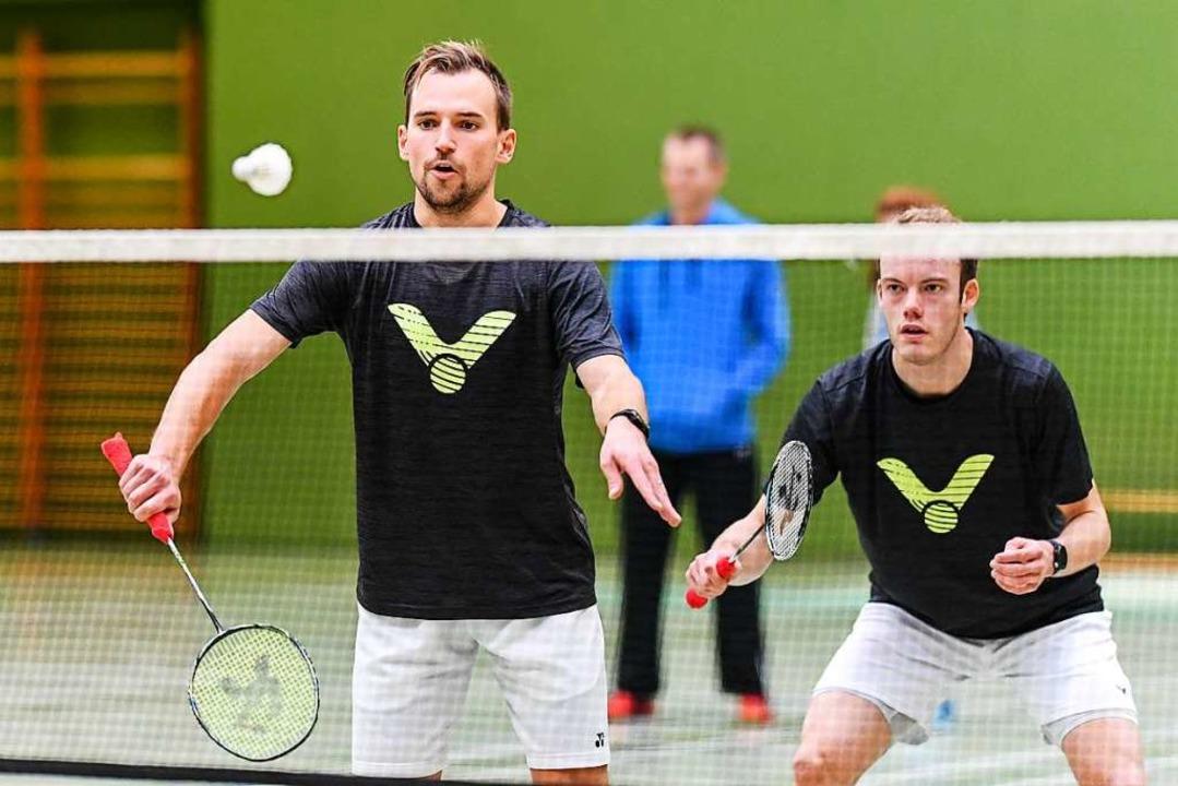 Badminton Baden Württemberg