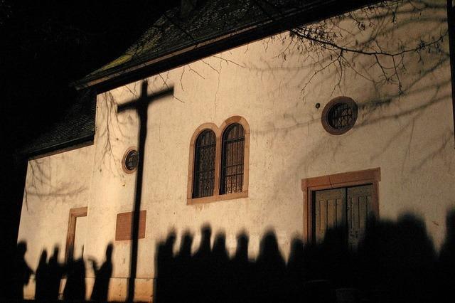 Am Sonntag ist das Christmettspiel auf dem Lorettoberg