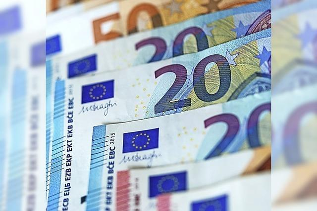 Mehreinnahmen bei der Gewerbesteuer
