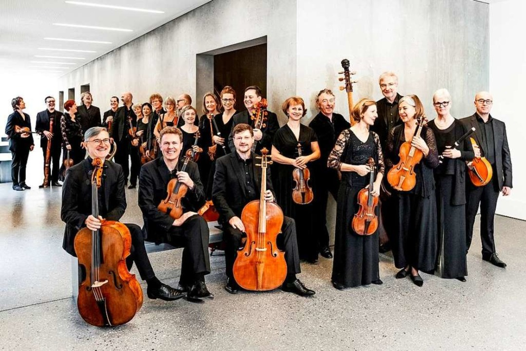 Das Freiburger Barockorchester  | Foto: Foppe Schut