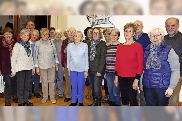 710 Jahre Freude am gemeinsamen Singen