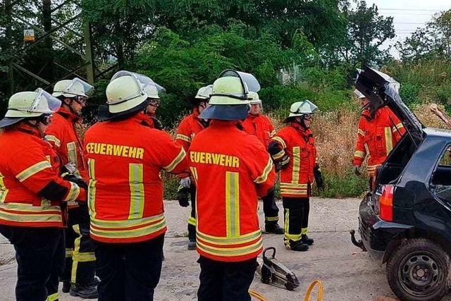 Entsteht die neue Feuerwehrwache in Efringen-Kirchen an der B3?