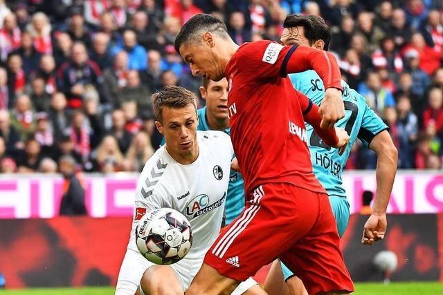 SC Freiburg gegen FC Bayern – Das ist auch für Christian Streich etwas Besonderes