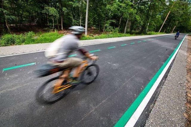 Verbaut sich Lörrach eine Möglichkeit für einen Radschnellweg?