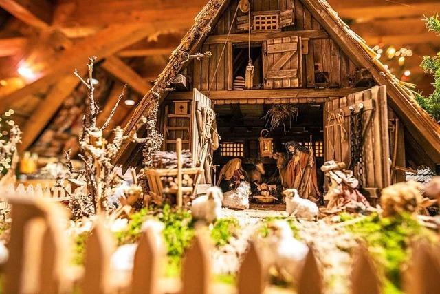 Warum feiern wir Weihnachten?