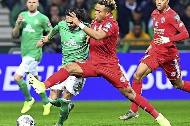 Werder geht unter – 0:5 gegen Mainz 05