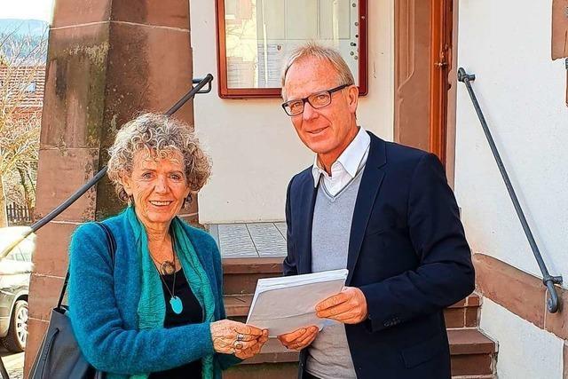 Bürgerinitiative wünscht sich Hexental ohne 5G-Funk-Technologie