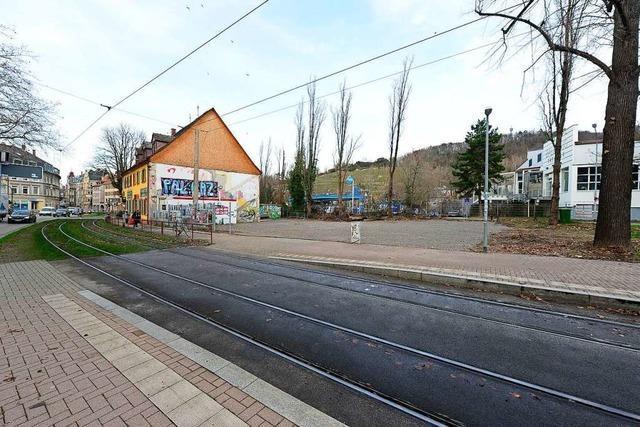 Einst denkmalgeschütztes Gebäude in der Schwarzwaldstraße ist abgerissen