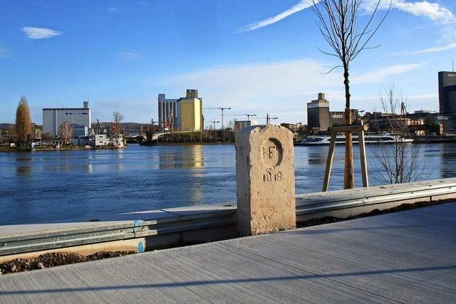 Der Umbau des Rheinparks in Weil am Rhein beginnt im März