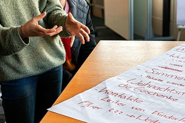 140 Schüler aus Gundelfingen präsentieren ihre Ideen am Politiktag