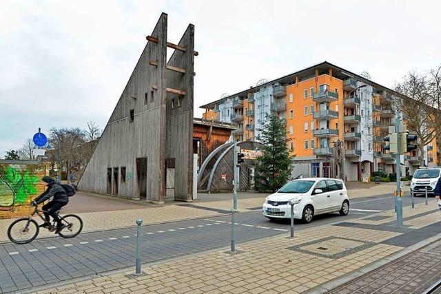 Martin Horn sieht Grenzen der Nachverdichtung in Freiburg-Betzenhausen erreicht