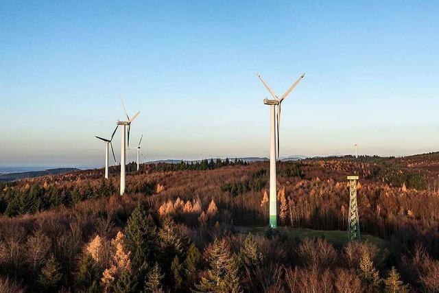 In der südlichen Ortenau sollen alte durch neue Windräder ersetzt werden