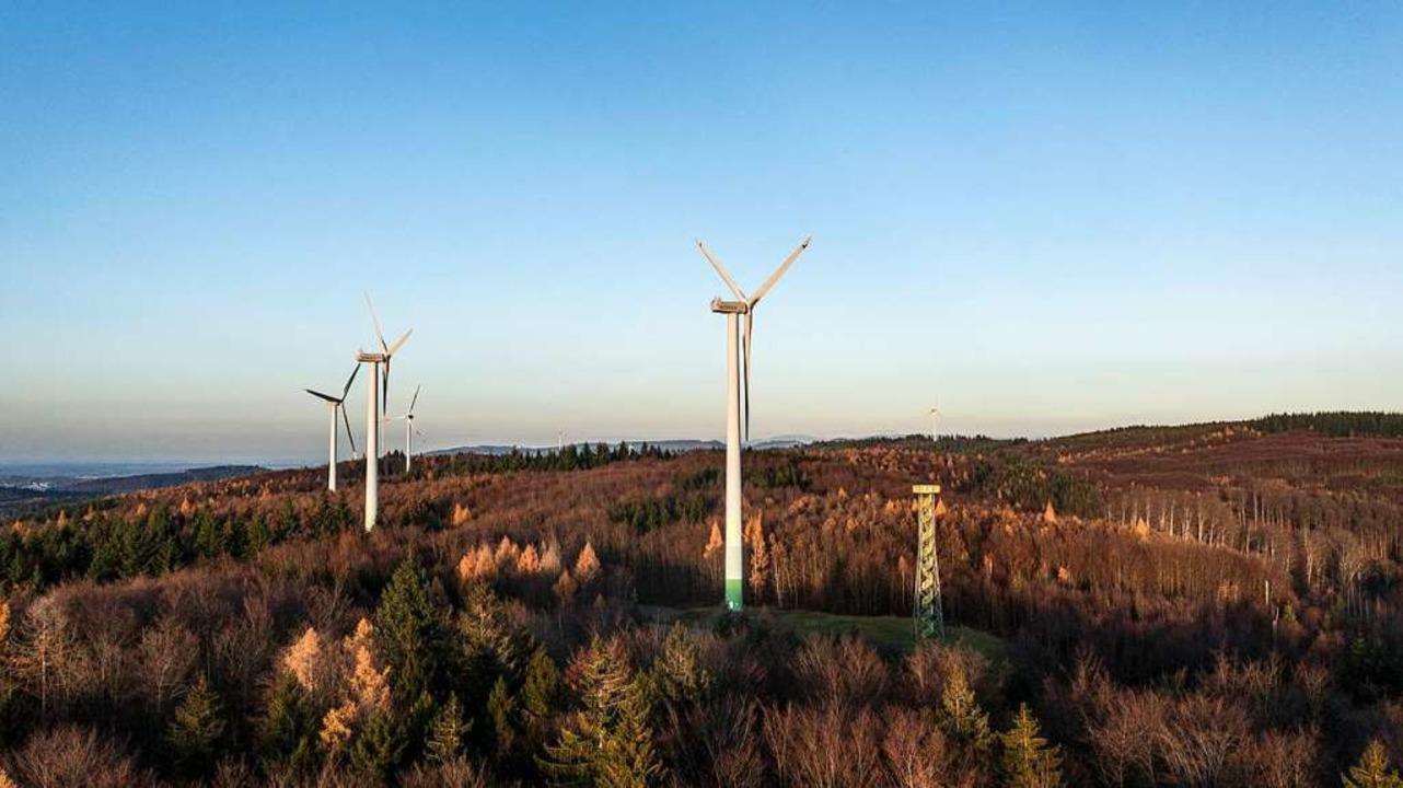 Die neuen Anlagen sollen in einer von ...rgie-Konzentrationszone gebaut werden.  | Foto: Joscha Bold/Ettenheimer Bürgerenergie