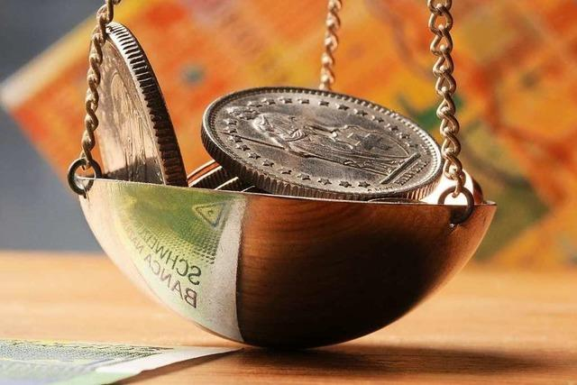 Basler Regierung will 21 Franken Mindestlohn pro Stunde